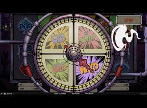 Wild Wild West slotmaskinen SS-07