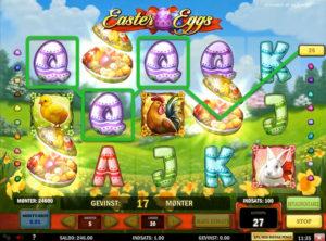 Easter Eggs slotmaskinen SS-02