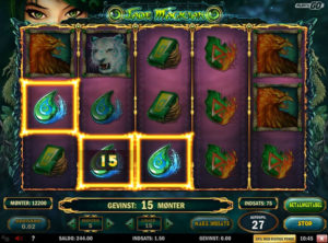 Jade Magician slotmaskinen SS-04