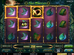 Jade Magician slotmaskinen SS-05