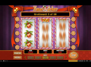 Xmas Joker slotmaskinen SS-07