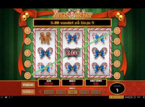 Xmas Joker slotmaskinen SS-09