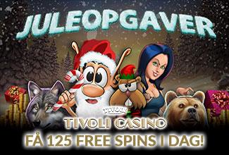 Deltag i juleopgaverne hos Tivoli Casino