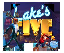 Lake's-Five_small logo
