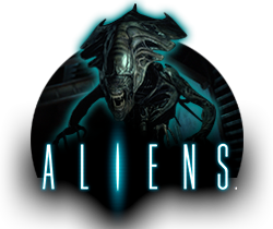 Aliens-game small logo